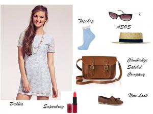 Seaside Fashion Outfit