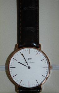 Daniel Wellington Watch 2