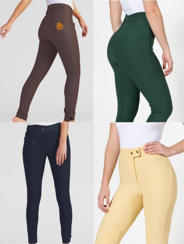 American Apparel Riding Pant Alternative