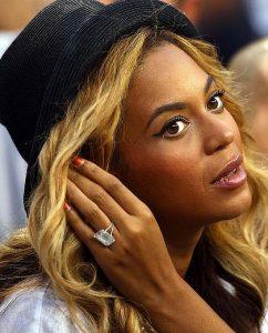 Beyonce Engagement Ring