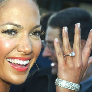 Jenifer Lopez Engagement Ring
