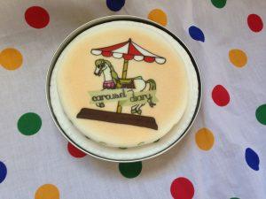 Baker Days Letterbox Cake