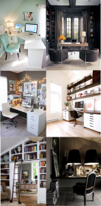 Pintrest Home Office