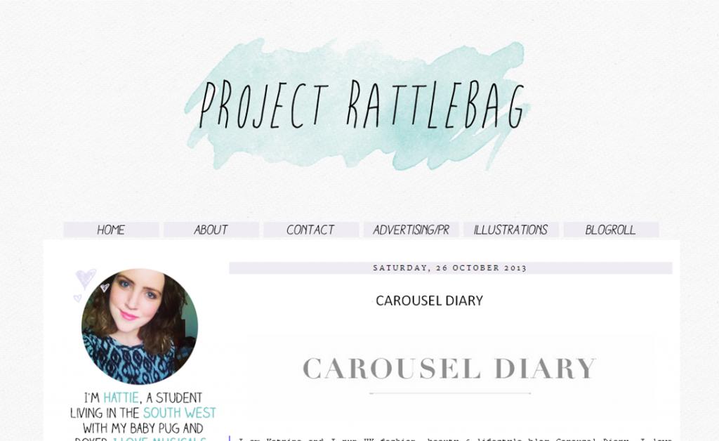 ProjectRattlebagBlog