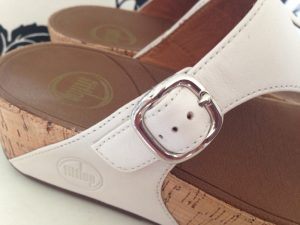 Fiflops Skinny Leather Patent