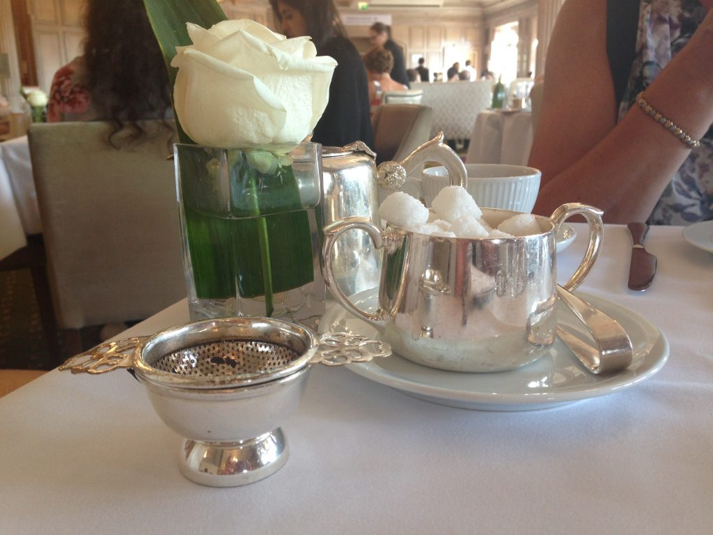 Harrods Afternoon Tea