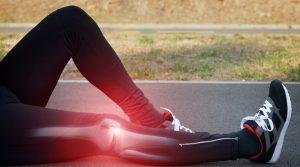 Knee injury